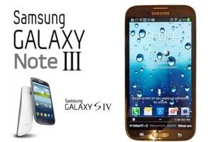 Galaxy Note 3 mü Yoksa Samsung Galaxy S4 mü 4