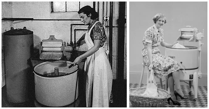 Çamaşır Makinesinin Geçmişten Günümüze Değişimi